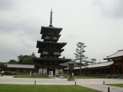 はじめての奈良の旅①~薬師寺・唐招提寺~