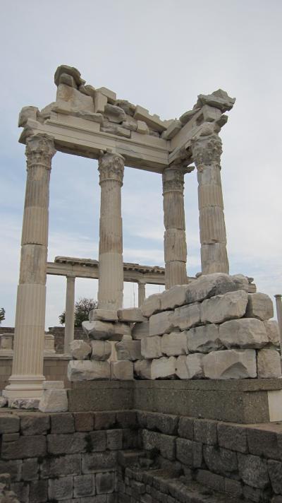 2009年秋 トルコの旅 その3 ベルガマ Bergama