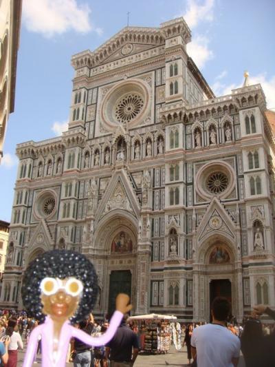 なみお&みすたぁのなんちゃって世界一周旅行 イタリア・フィレンツェ①