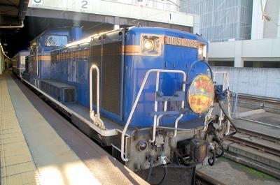青森~北海道、飛行機と寝台列車の旅(6)