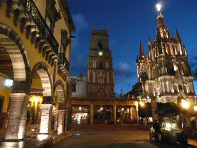 世界遺産旅行記【102】サン・ミゲルの保護都市とアトトニルコのナザレの救世主の聖域