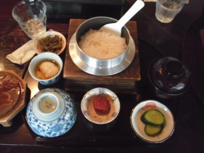 また「ライスランドふかがわ」で美味しいお昼ご飯\(≧▽≦)/