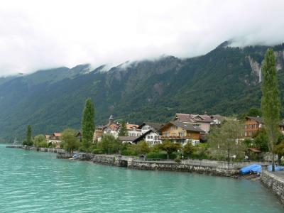 美しきスイスの景色 ~スイスパスで鉄道旅行~ ③ラウターブルンネンからブリエンツへ。