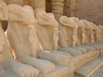 なみお&みすたぁのなんちゃって世界一周旅行 エジプト・カルナック神殿