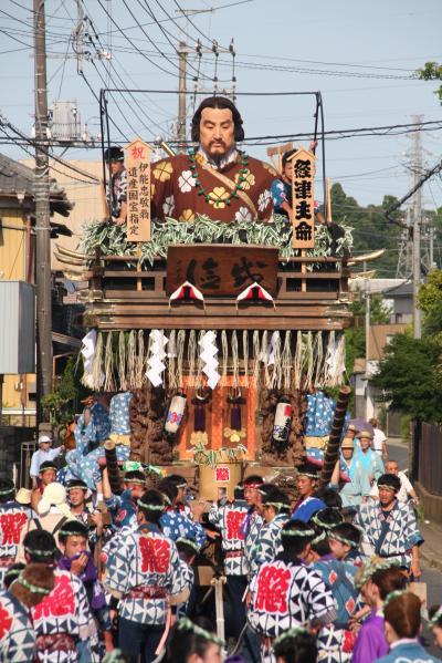 江戸勝り 佐原の大祭 夏祭り2010