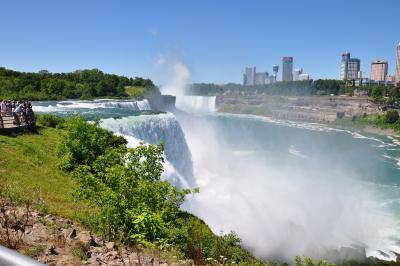 カナダ Part1:ナイアガラ (2010/7)