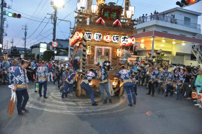 江戸優り佐原の大祭