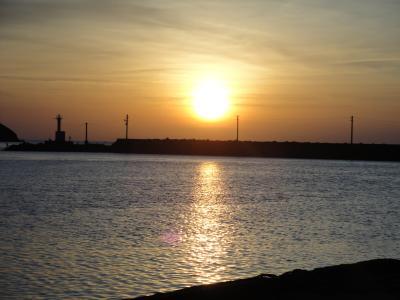 仙平旅行記。2010年7月 竹野海岸
