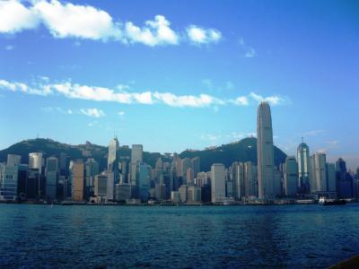 $1,000,000の夜景 香港