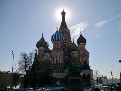2010 #3 赤の広場とポクロフスキーサボール