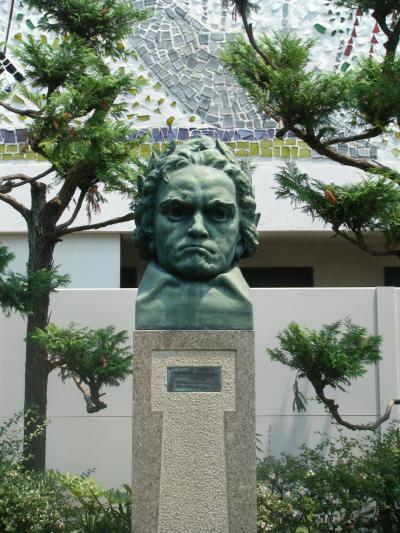 プリキュアスタンプラリーと武蔵野音大博物館♪