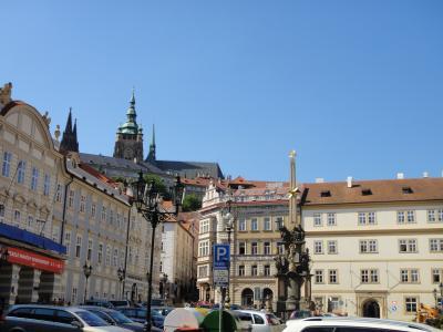 フランス→チェコの旅