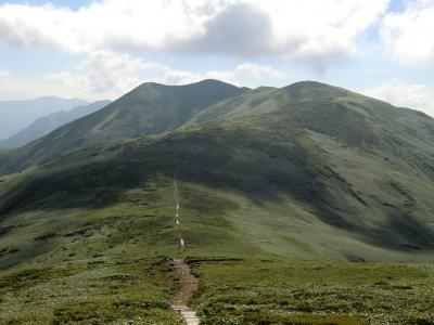 2010年7月 平標山、仙ノ倉山(102)