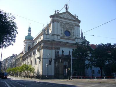 2009年5月 ウィーン~プラハ旅行記 5日目新市街~帰国編
