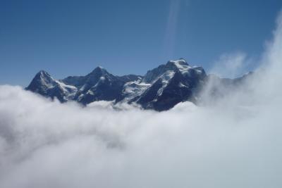 個人手配・2010年夏夫婦で行くドイツ・スイス旅行15(ミューレン編)