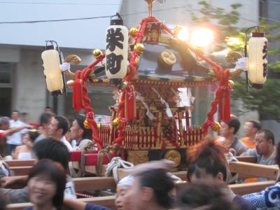 ぎおん祭り2010IN柏崎たる仁和賀