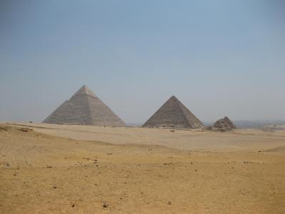 エジプト・ドバイ2010