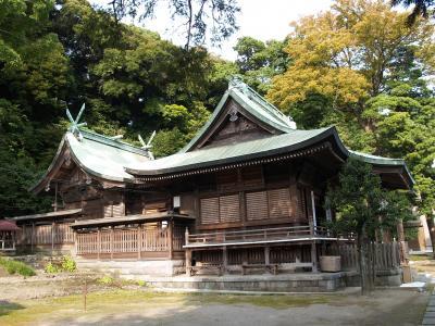 瀬戸神社(金沢八景)