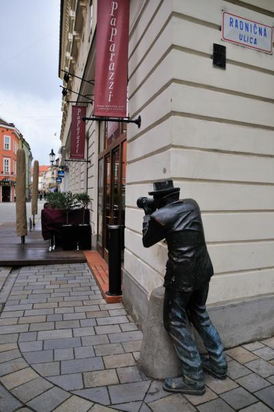 東欧6カ国古都巡り 13 ブラチスラバ観光