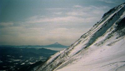 冬の八ヶ岳(赤岳)登頂