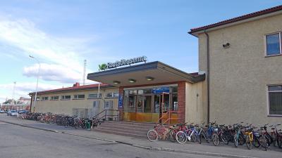 2010.7ラップランド3240kmドライブ3(1日目)-ロヴァニエミ空港,駅,Ranua村Pohjaslahtiへ