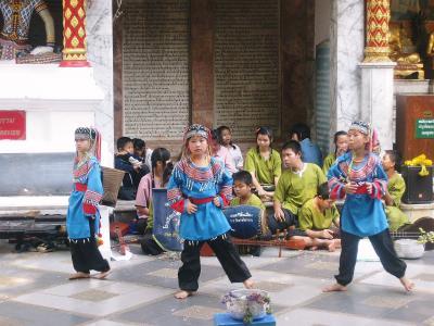 ENJOY WORLD 10(タイ・チェンマイの旅その②)