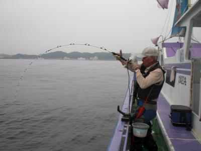 安房丸釣日記2010-8