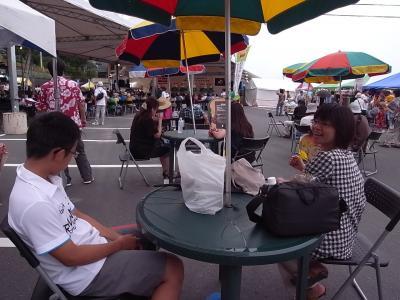 伊香保 ハワイアンフェスティバル