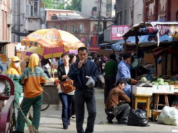 刺激満載大連&北京の旅
