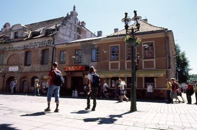 1011広大なロシアと杉原千畝の面影を訪ねて(Kaunas)