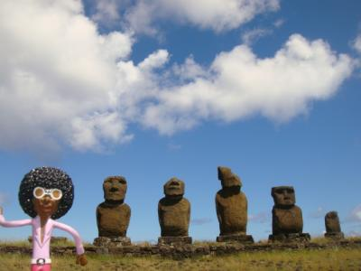 なみお&みすたぁのなんちゃって世界一周旅行 チリ・イースター島⑦