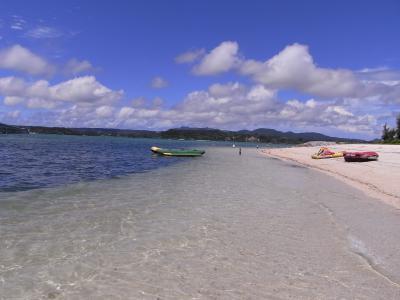 沖縄本島北へ南へ2010夏(3日目)~古宇利島と水族館