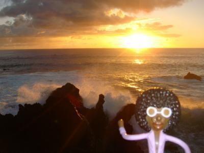 なみお&みすたぁのなんちゃって世界一周旅行 チリ・イースター島⑧