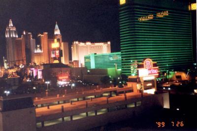 アメリカ7 ラスベガス1(MGMホテル)
