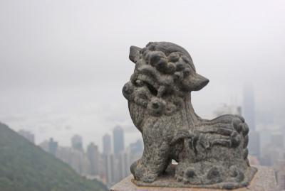 香港はビクトリアピークへ