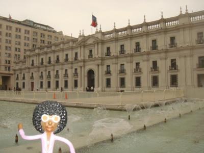 なみお&みすたぁのなんちゃって世界一周旅行 チリ・サンティアゴ④