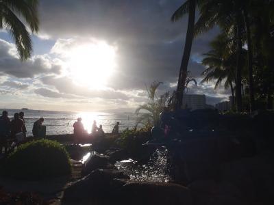 初ハワイ1日目ワイキキ観光