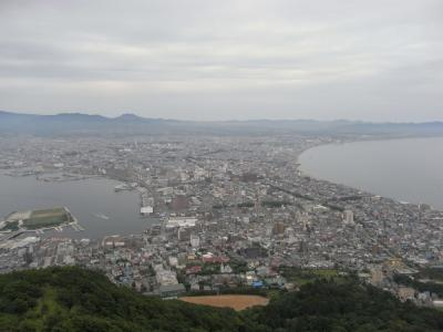 函館の友人を訪問しました(2010年6月)