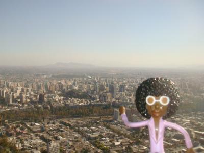 なみお&みすたぁのなんちゃって世界一周旅行 チリ・サンティアゴ⑥