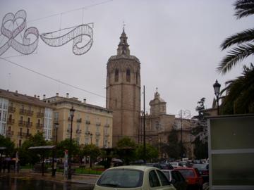 スペイン7日間曇りっぱなし(グラナダ→バレンシア)