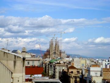 スペイン7日間曇りっぱなし(バレンシア→バルセロナ)