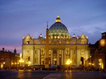 冬でも暑いぞ!イタリア周遊の旅(ローマ)