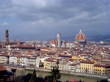 冬でも暑いぞ!イタリア周遊の旅(ローマ→フィレンツェ)