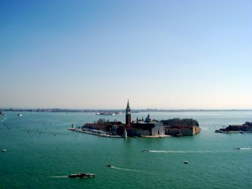 冬でも暑いぞ!イタリア周遊の旅(フィレンツェ→ベネチア)