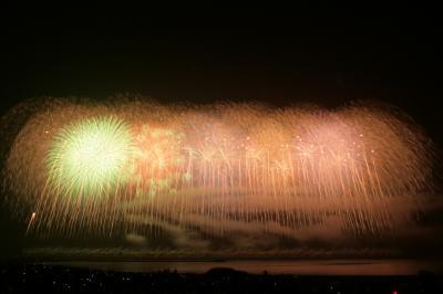 柏崎の花火 2010
