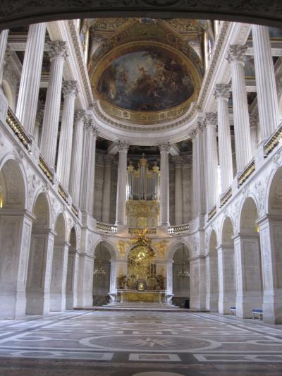 voyage_2009.9 Chateau de Versailles