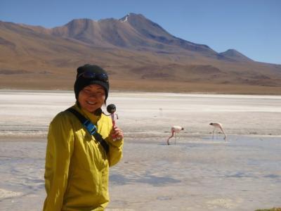 なみお&みすたぁのなんちゃって世界一周旅行 ボリビア・ウユニ塩湖縦断2泊3日ツアー②