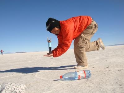 なみお&みすたぁのなんちゃって世界一周旅行 ボリビア・ウユニ塩湖縦断2泊3日ツアー③