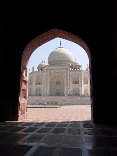 はじめてのインド旅行2日目。