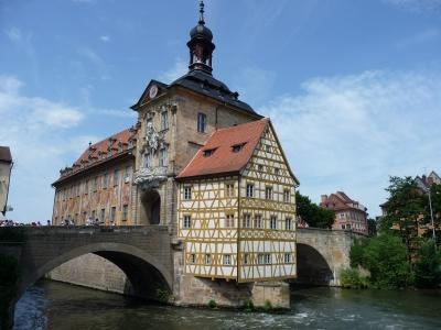 2010 07 ドイツ④11世界遺産11泊の旅 ミュンヘン バンベルグ